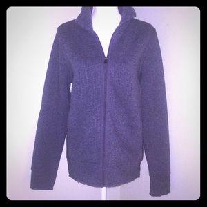 NEW DKNY Gray Jacket-Size Small